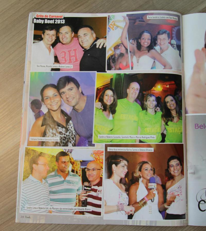 REVISTA UNICK EVENTOS
