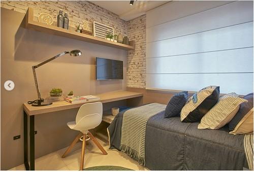 Móveis planejados para dormitório